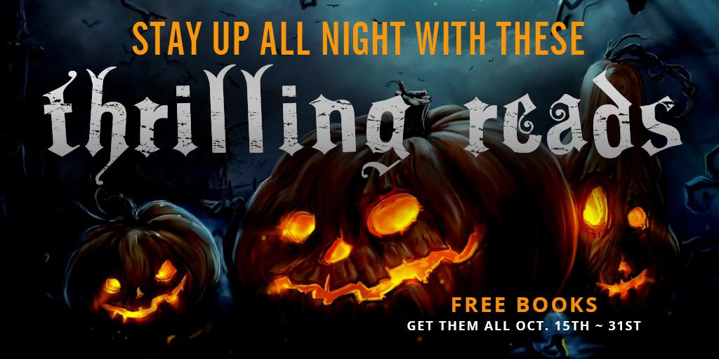 Thrilling Halloween header
