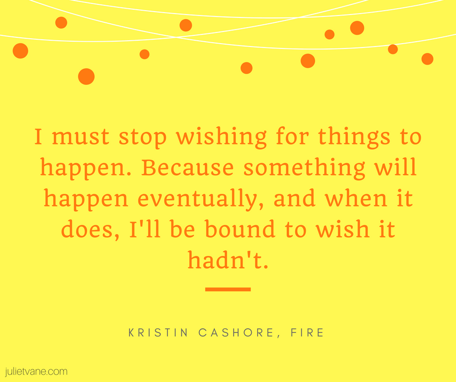 Kristin Cashore quote JV